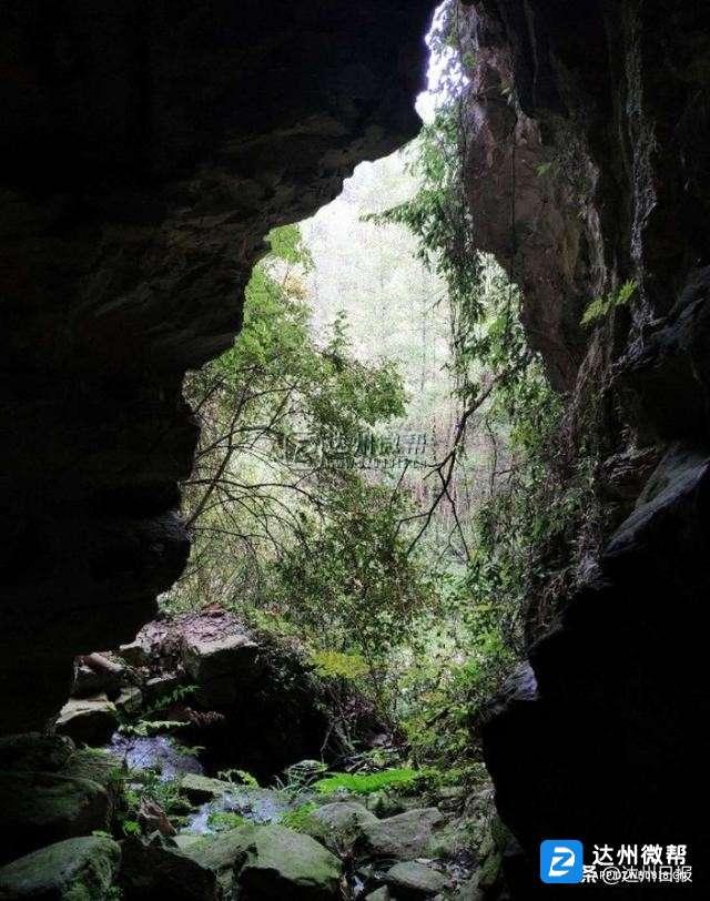 宣汉渡口土家族乡发现古老溶洞群